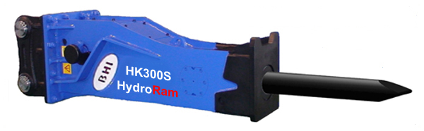 HydroRam HK300S Hydraulic Hammer