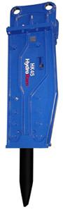 HydroRam HK45 Hydraulic Hammer Top Type