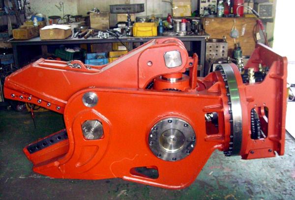 HK220SHA Hydraulic Shear