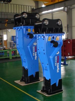 HydroRam Premium Series Hydraulic Hammers