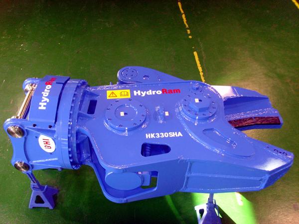 HK330SHA Hydraulic Shear