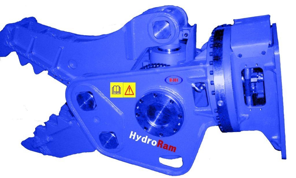 Hydraulic Pulverizer