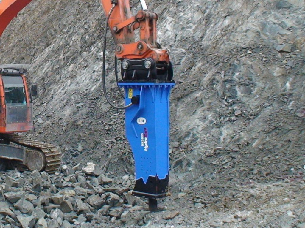 HydroRam HK580S Hydraulic Hammer