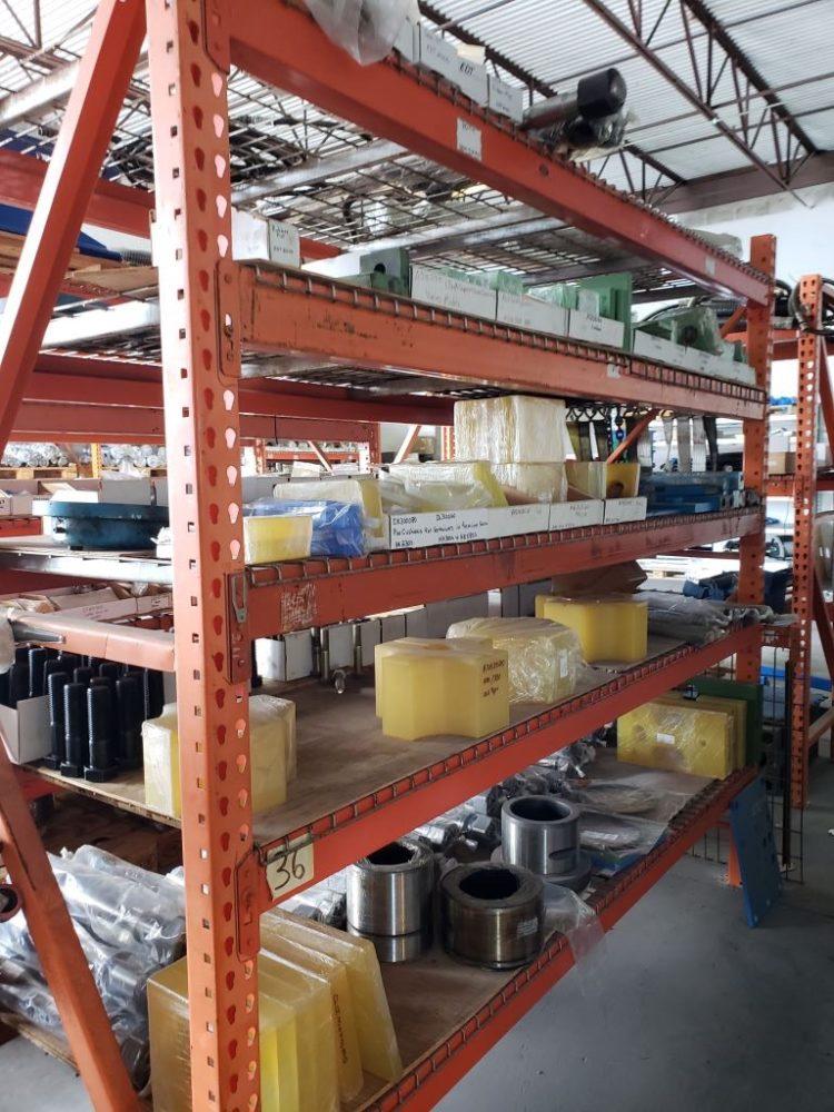 HydroRam Hydraulic Hammer Parts