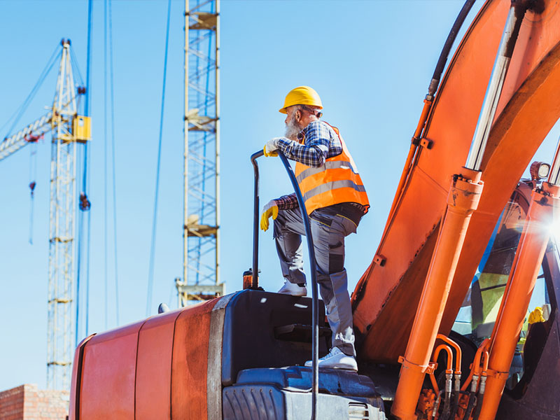 Increasing Profitability with a Hydraulic Hammer