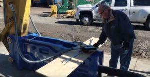 Hydraulic Hammer Flow Testing