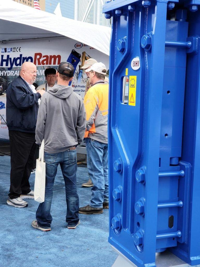 Talking about HydroRam Hydraulic Hammers