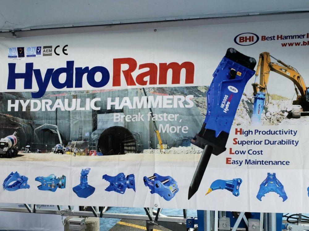 News at RJB Hydraulic Hammers