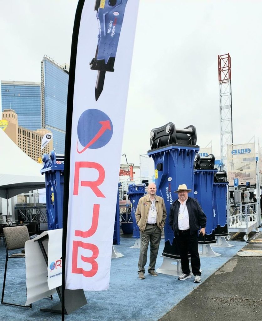 Contact Us @ RJB Hydraulic Hammers