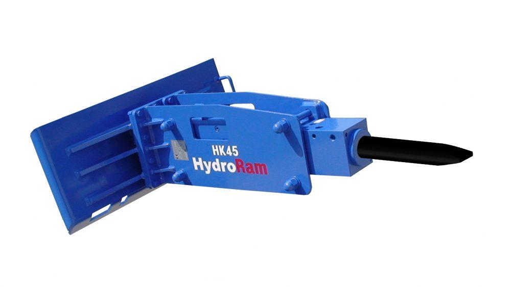 HydroRam HK45 Skid Steer Hydraulic Hammer