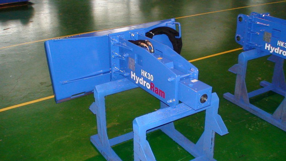HydroRam HK30 Hydraulic Hammer for Skid Steer