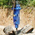 Details about  /Excavator Hydraulic Breaker HammerHeavy Equipment PartsDaewoo 16-21